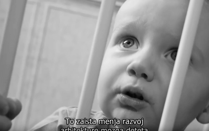 Neglect Video Screenshot with Serbian Subtitles