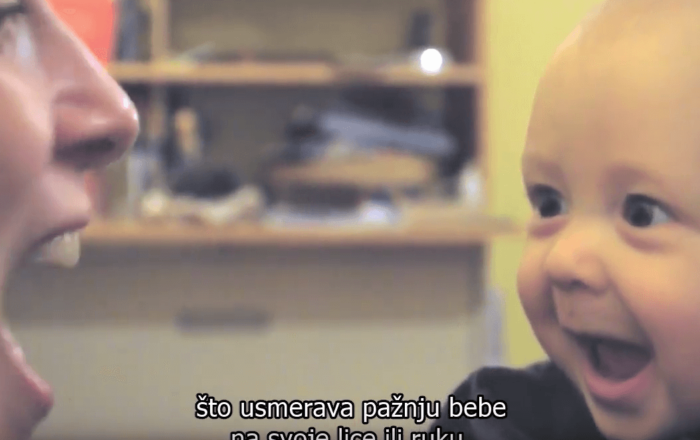 Serve and Return Video Screenshot with Serbian Subtitles