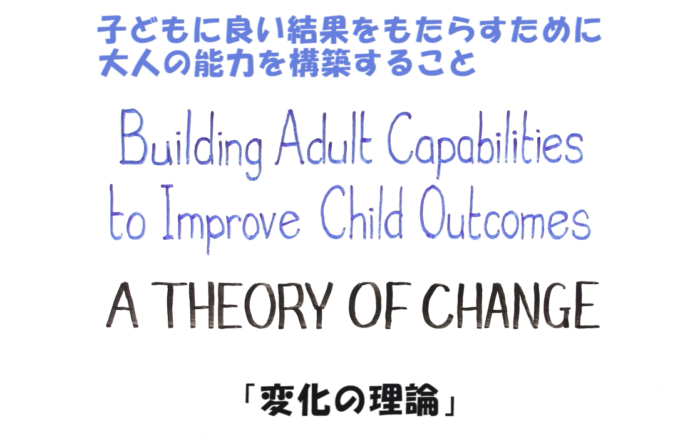 Screenshot of the video Building Adult Capabilities to Improve Child Outcomes