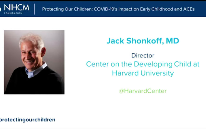 Jack Shonkoff slide for NIHCM Presentation